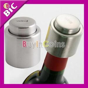 New-Stainless-Steel-Vacuum-Sealed-Wine-Bottle-Stopper