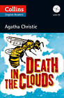 Collins Agatha Christie ELT Readers: Death in the Clouds: B2 by Agatha Christie (Paperback, 2012)