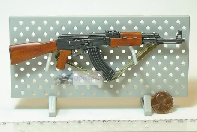 DRAGON RUSSIAN 1:6 AK-47 MACHINE GUN ASSAULT RIFLE #1 G_AK-47