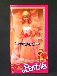Peaches-039-n-Cream-1984-Classic-Barbie-Doll-Excellent-Box-N-and