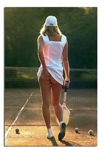 Classic-Sexy-Tennis-Girl-Large-Wall-Poster-New-Sealed-Free-UK-Delivery