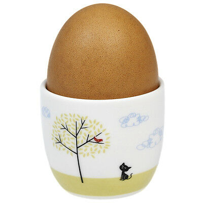 dotcomgiftshop CAT EGG CUP