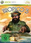 Tropico 3 (Microsoft Xbox 360, 2010, DVD-Box)
