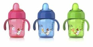 AVENT-Toddler-Spout-Cup-9oz-260ml-For-12-Months-BPA-Free