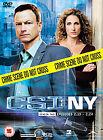 C.S.I. - Crime Scene Investigation - New York - Series 2 - Vol.2 (DVD, 2006, 3-Disc Set)