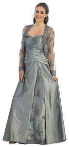 SALE-PLUS-SIZE-EVENING-GOWN-MOTHER-of-the-BRIDE-DRESS-CORSET-SPECIAL-OCCASION