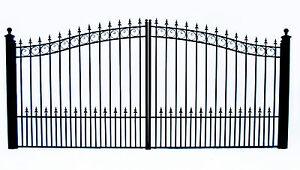 14-039-DRIVEWAY-GATES-IRON-GATES-STEEL-GATE-PRAGUE-NEW-STYLE