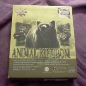 ANIMAL-KINGDOM-PC-MAC-CD-ROM-SET-LOT-COMPLETE-NEW