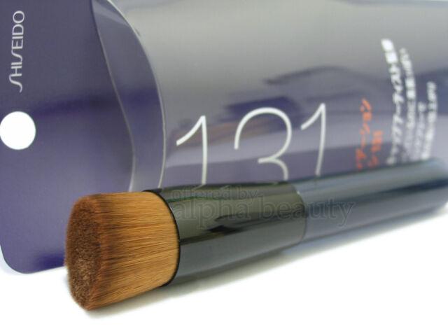 Shiseido Japan Makeup Foundation Brush Model #131 - High Quality