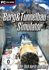 Berg- und Tunnelbau-Simulator (PC, 2010, DVD-Box)