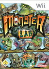 Monster Lab (Nintendo Wii, 2008, DVD-Box)