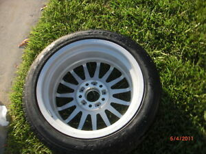 1997 2003 bmw e39 540 540i 530i 528i 525i sport wheel rim tire excellent 17 ebay. Black Bedroom Furniture Sets. Home Design Ideas