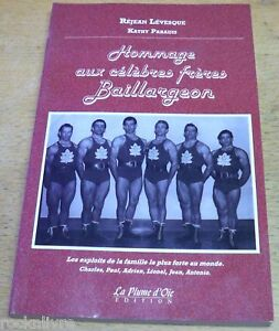 The-Baillargeon-Brothers-RARE-FRENCH-BIO-BOOK-WRESTLING