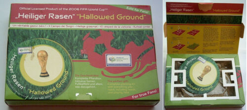 Orig.Hallowed Groundgrass World Cup GERMANY 2006! RARE