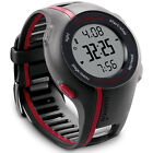 Garmin Forerunner 110 Black/Red with Heart Rate Monitor Sports GPS Receiver