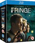 Fringe - Series 1-3 (Blu-ray, 2011, 12-Disc Set)