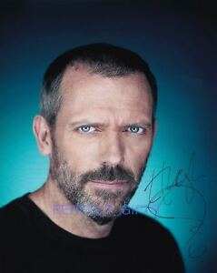 HUGH-LAURIE-HOUSE-SIGNED-10X8-PP-PHOTO