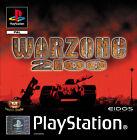 Warzone 2100 (Sony PlayStation 1, 1999)