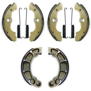 Front-Rear-Brake-Shoes-1998-2004-Honda-TRX-450-Fourtrax-Foreman-S-ES