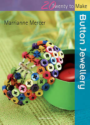 Button Jewellery by Marrianne Mercer