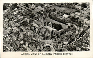 Ludlow-Aerial-View-of-Parish-Church