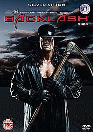 WWE - Backlash 2008 (DVD, 2008)