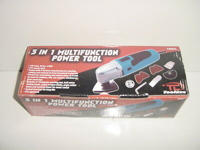 NEW ELECTRIC MULTIFUNCTION DETAIL SANDER