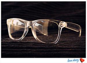 Geek Nerd retrô Antigo Óculos Lentes Claras em armação de passeio ... 3e46e65f9b