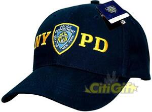 NYPD-NEW-YORK-POLICE-BASEBALL-CAP-HAT-BABY-TODDLER-NY