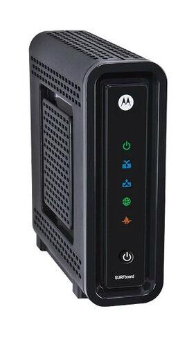 ????sale! ????super Fast Modem Motorola Surfboard Sb6121 200 Mbps Geschikt Voor Mannen, Vrouwen En Kinderen