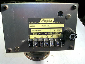 ACOPIAN-B28G500-DC-POWER-SUPPLY-TESTED