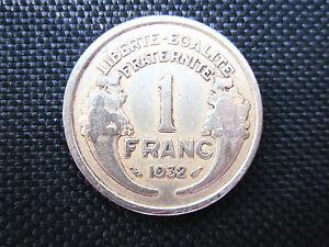 1-Franc-Morlon-bronze-alu-1932-TTB