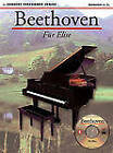 Beethoven: Fur Elise by AMSCO Music (Mixed media product, 1999)