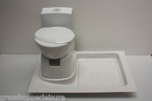 shower tray for thetford c200 dometic cts ctw swivel. Black Bedroom Furniture Sets. Home Design Ideas