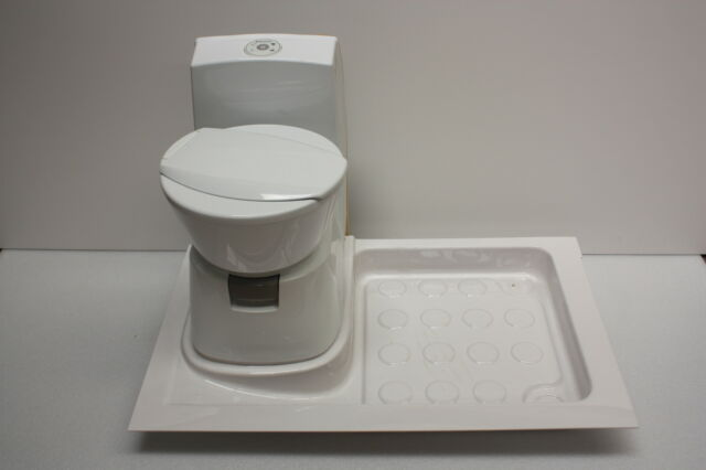 SHOWER TRAY FOR THETFORD C200 / DOMETIC CTS CTW SWIVEL CASSETTE TOILET LH camper
