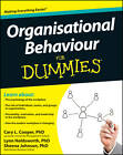 Organisational Behaviour For Dummies by Lynn Holdsworth, Cary L. Cooper, Sheena Johnson (Paperback, 2012)