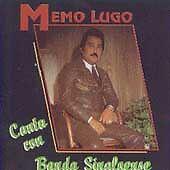 MEMO LUGO-Canta Con Banda Sinalonense-TEX-MEX-Romantic-SPANISH GUITAR-Vocal-RARE