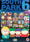 South Park - Series 6 (DVD, 2011, 3-Disc Set, Box Set)