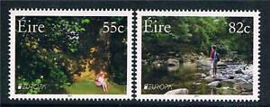 Ireland-2011-Europa-Forests-2v-MNH