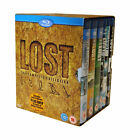 Lost - Series 1-6 - Complete (Blu-ray, 2010, 35-Disc Set, Box Set)