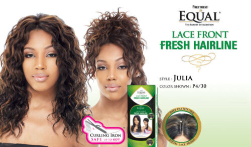 Freetress Equal Fresh hairline Lace Front Wig - Julia