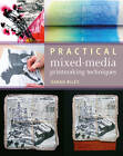 Practical Mixed-Media Printmaking Techniques by Sarah Riley (Paperback, 2012)