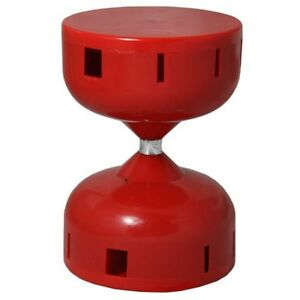 Red-whistling-diabolo-makes-Whistling-noise-when-it-spins