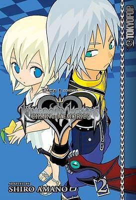 Shiro Amano : Kingdom Hearts - Chain of Memories, Volu