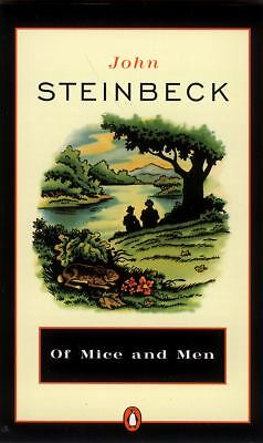 Of Mice and Men by John Steinbeck (1993, Reinforced, Prebound)