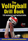 The Volleyball Drill Book by AVCA (Paperback, 2012)