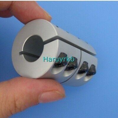 CNC 6.35mmx10mm rigid coupling,engraving machine,stepper motor, ball screw rod