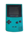 Nintendo Game Boy Color Turquoise Handheld System
