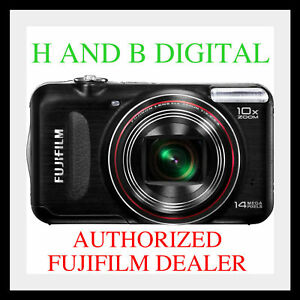 Fujifilm-FinePix-T300-14-MP-Digital-Camera-HD-VIDEO-Movies-10-Optical-Zoom-Black