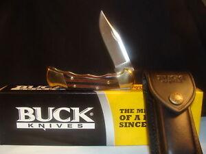 BUCK-112-RANGER-FINGER-GROOVE-LOCKBACK-LEATHER-SHEATH